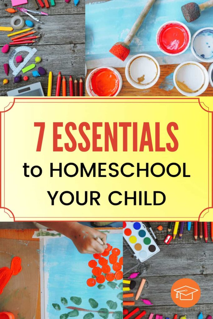 Here's Everything You Need to Homeschool Your Child