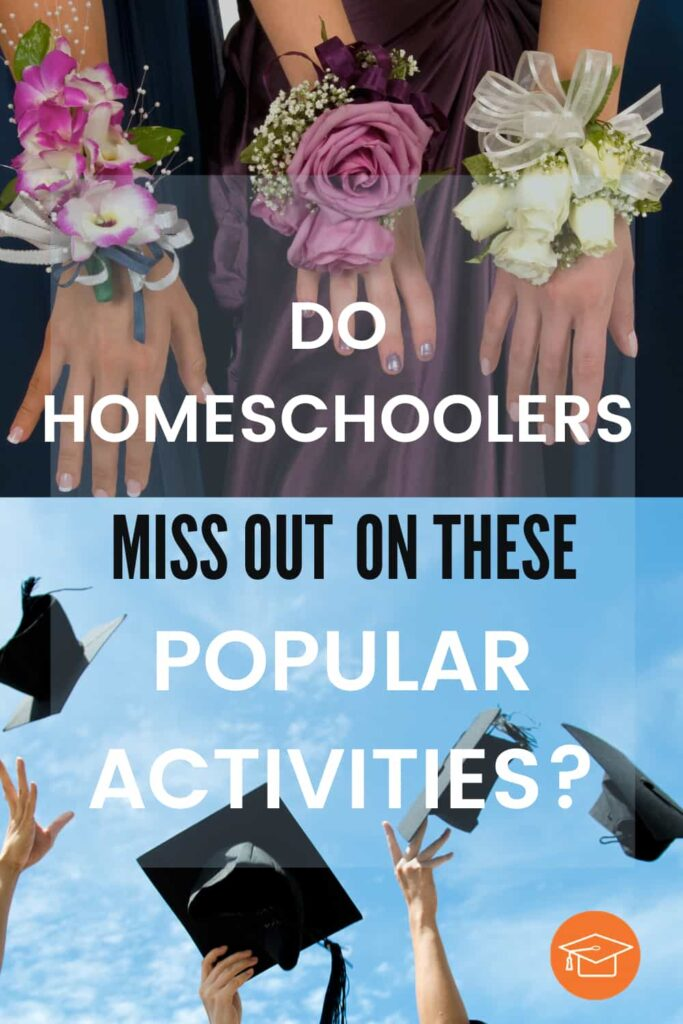 do homeschoolers miss out on these popular activities pinterest pin