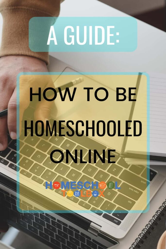 A Guide: How to be Homeschooled Online